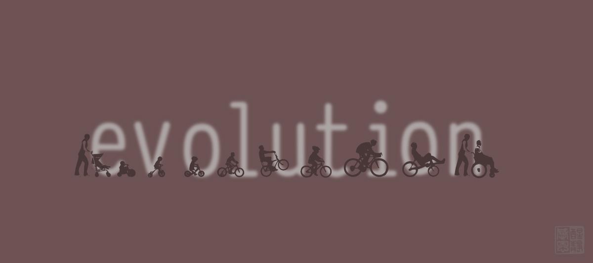 Bicycling Evolution